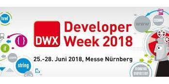 DWX Developer Week 2018 in Nürnberg