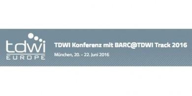 Europäische TDWI Konferenz 2018 in München
